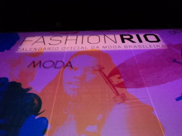 Fashion Rio Outono Inverno 2011/2012 - Píer Mauá
